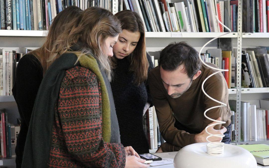Workshop Design – CRAFT & Cité Raymond Loewy