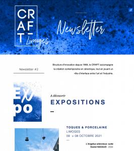 Newsletter CRAFT #2 2021
